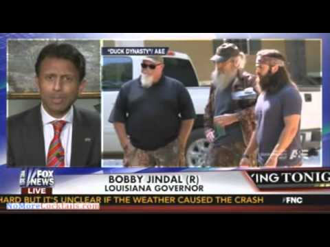 Bobby Jindal: The Hollywod Left is tolerant but only if you agree with them