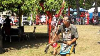 The Traditional Pow Wow Dance