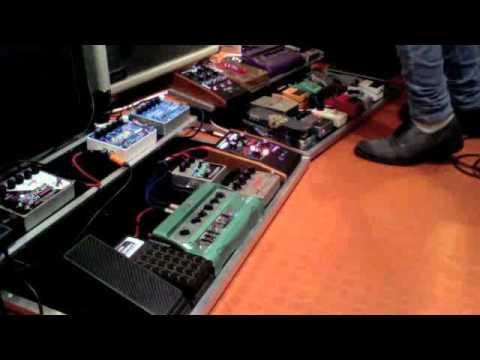Pedalboard Demo - Fender Relic Stratocaster, Marshall Silver Jubilee & Vintage Modern