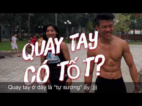 Quay Tay NHIỀU Có TỐT KHÔNG? Kiến thức thể hình - Street Workout Lang Hoa