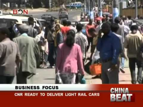 CNR ready to deliver light rail cars-China Beat-April 14 ,2014-BONTV China