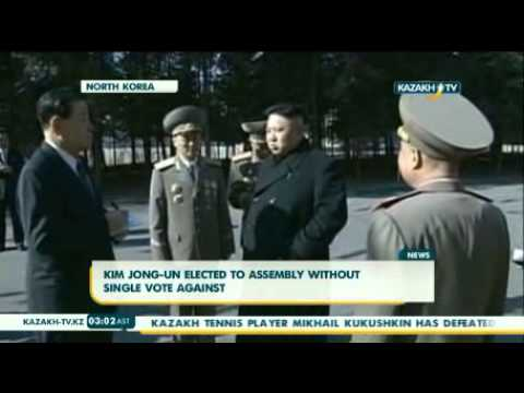 North Korea's Kim Jong-Un elected to assembly without single vote against
