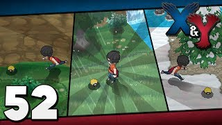 Pokémon X And Y Episode 52 The Great TM Hunt!