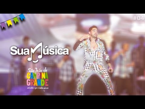 Gabriel Diniz agita a galera em Campina Grande | Sua Música TV Episódio 04