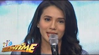 Karylle's wedding announcement on 'Showtime'