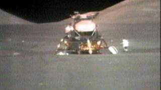 Hammer Throw on the Moon