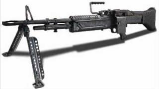 M-60 Machine Gun Sound Effect