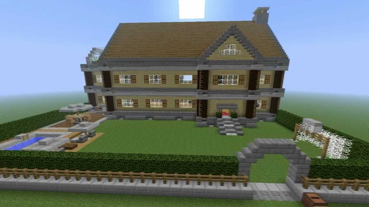 Lgc minecraft design your house ep 7 doc amp nikroid youtube