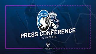 #UCL RO16 | Atalanta-Real Madrid | La conferenza stampa di Gian Piero Gasperini e Luis Muriel