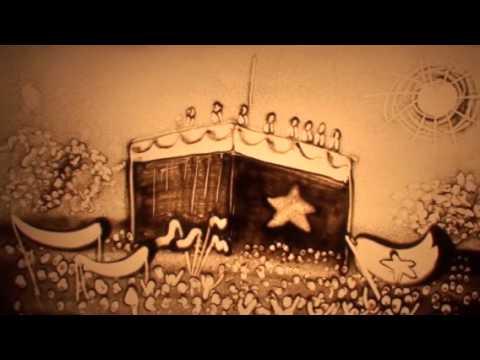 Đại tướng Võ Nguyên Giáp - Mối tình đầu và những chiến công vang dội [Tranh cát - Phan Anh Vũ]