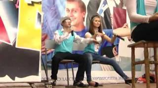1/8 финала городской школьной лиги КВН 2011