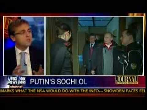 Sochi Security Concerns  - Are Olympic Terror Threats Credible?  - Journal Editorial Report