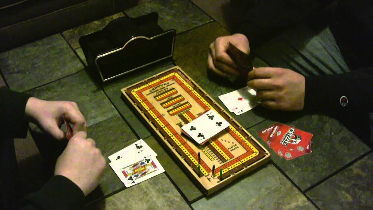 5 handed cribbage rules youtube