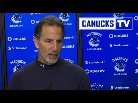 Tortorella Issues Canada Apology (Feb. 25, 2014)