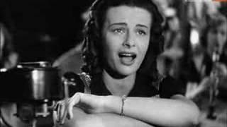 """Ilse Werner 1942 """" Wann wirst Du wieder bei mir sein ?"""""""