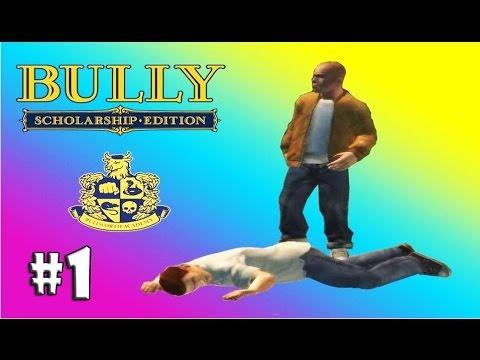 Bully Momentos Engraçados: Treta no primeiro dia Pt-Br