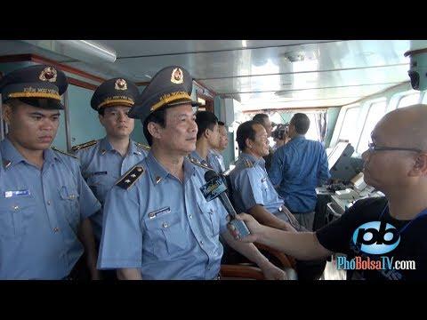 Chuyện ở điểm nóng giàn khoan Hải Dương 981, quần đảo Hoàng Sa