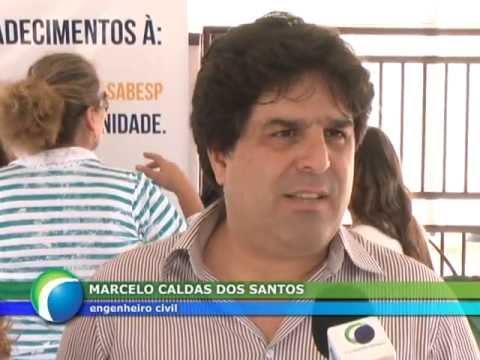 TV Costa Norte - Condomínio Terras de Gileade III é entregue em Bertioga - Exibido em 30/08/2013, pela TV Costa Norte canal 48 UHF