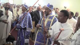 2013 St Mary's Eritrean Orthodox Church Celebration In