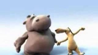 Hipopótamo canta e o Cão Dança