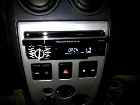 Download Power acoustik ptid 8920b manual