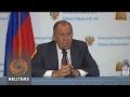 Russian meddling claims fake information: Lavrov