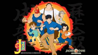 Jackie Chan Adventures Ending Theme Song 10 Minute