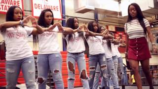 TURN UP Hosting At Delaware State University Stroll Comp Part 50