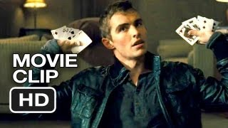 Now You See Me Movie CLIP - Magic Fight (2013) - Jesse Eisenberg Movie HD