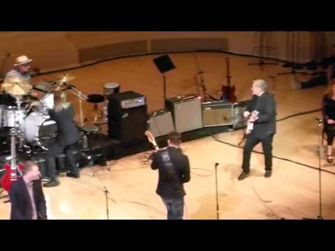 """Love Will Tear Us Apart"" by Iggy Pop & Bernard Sumner of New Order at Carnegie Hall"