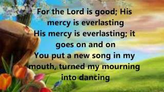Psalm 100 Matt Gilman With Lyrics