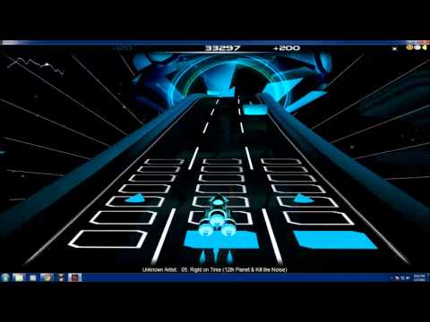 Audiosurf - Skrillex
