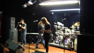 ANGRA - Open Rehearsal Video Footage p.1