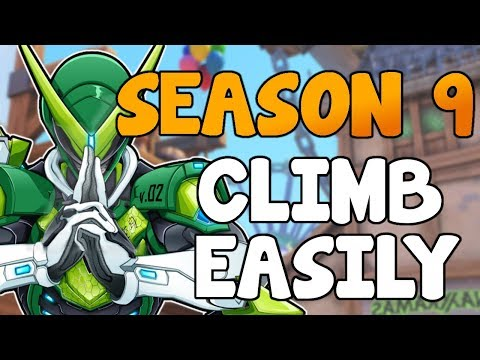 3 Strategies To EASILY CLIMB | Overwatch Competitive Season 9 Tips Meta Guide *BRIGITTE PATCH*