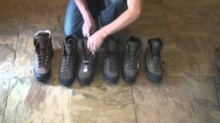 Some Great Boots From Lowa, Meindl, Hanwag, Kenetrek