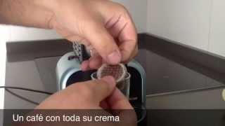 Rellenar cápsulas nespresso