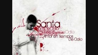 Santa Amor En Tiempos De Odio