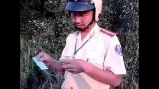 CSGT chặn đường Nguyễn Thiện Nhân ngày 6/5/2015