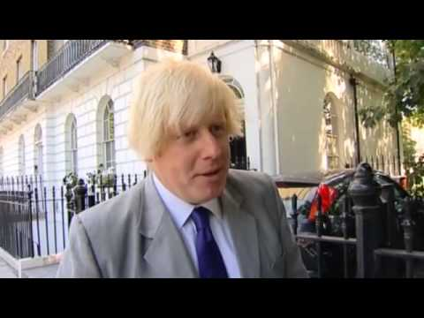 Boris Johnson backs David Cameron over Syria