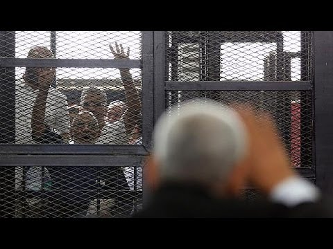 Egypt: Death penalty for Muslim Brotherhood supporters on eve of Sisi swearing-in