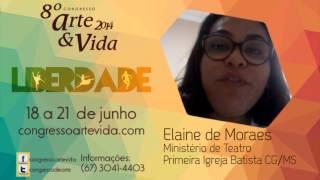 #artevida - Elaine de Moraes