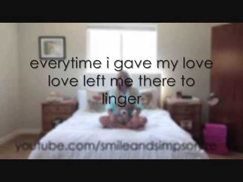 Why I'm Single (Alli Simpson) lyrics