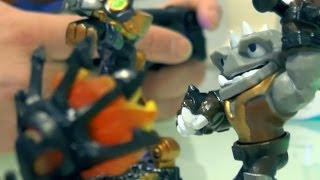 Skylanders 4 Toy Fair News: Mega Blocks Leak, Hall Of Fame