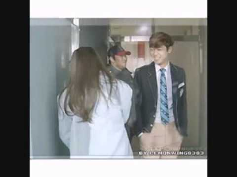 Minhyuk CNBLUE & Krystal f(x) - Together