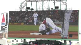 Red Sox opening day 2014 highlight video.