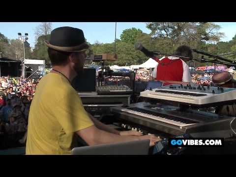 "Mickey Hart Band Performs ""Who Stole the Show"" at Gathering of the Vibes Music Festival 2012"