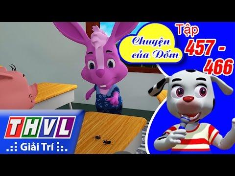 THVL | Chuyện của Đốm: Tập 457-466 | FULL HD