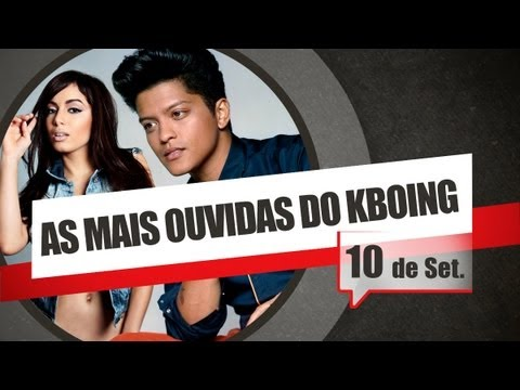 Drops Kboing - As Mais Ouvidas do Kboing