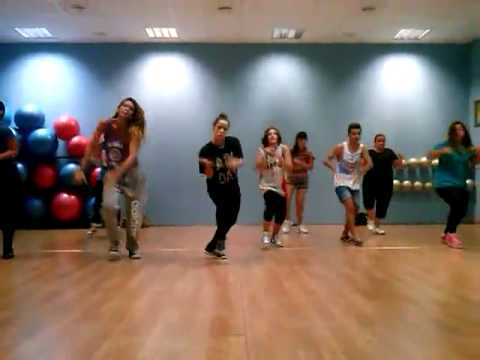 Chris Brown ft Nicky Minaj Love more- Coreografia Jessy Muñoz