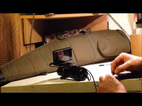 HOME MADE AIRGUN NIGHT VISION ON A BUDGET